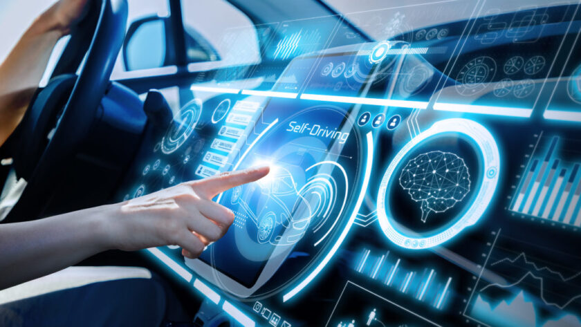 car autonomous